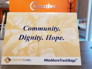 Comfort Cases and Kreative