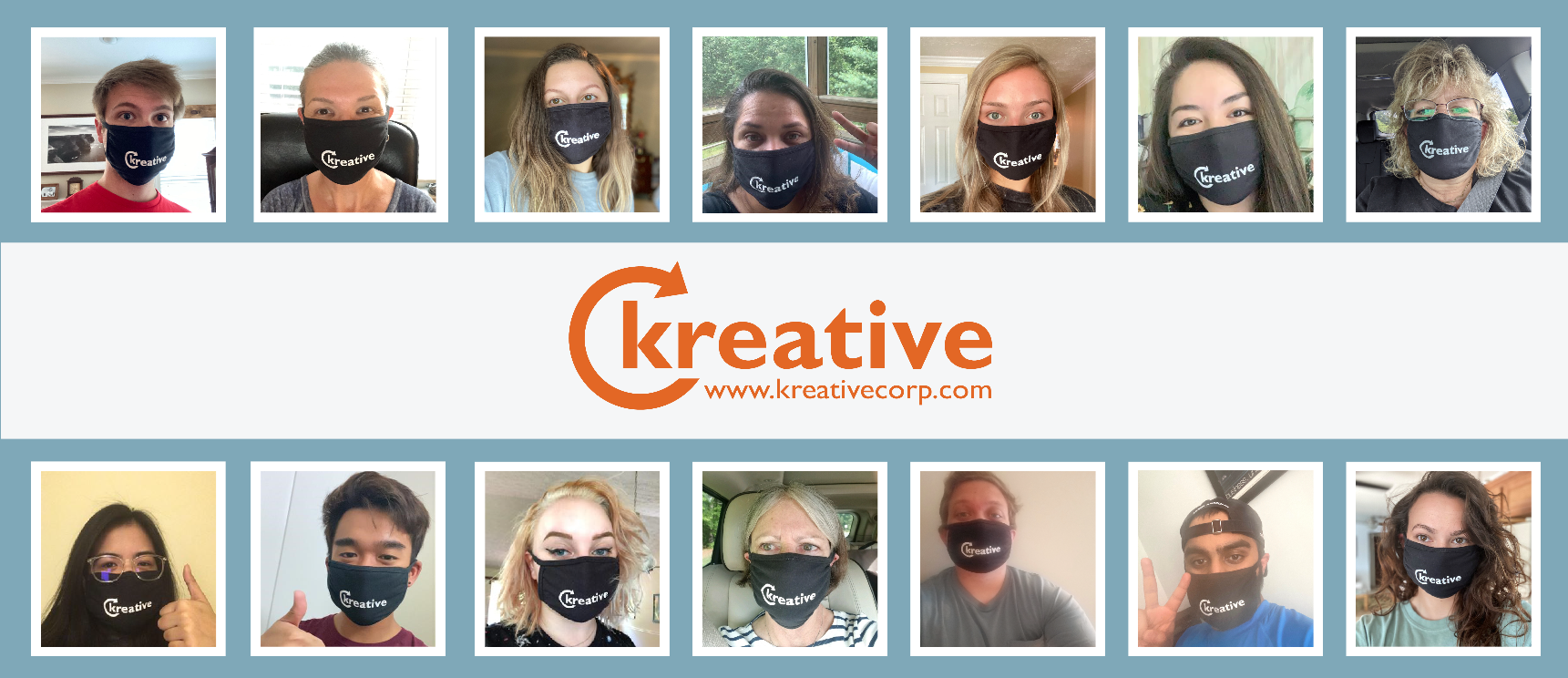 Kreative Team Masks