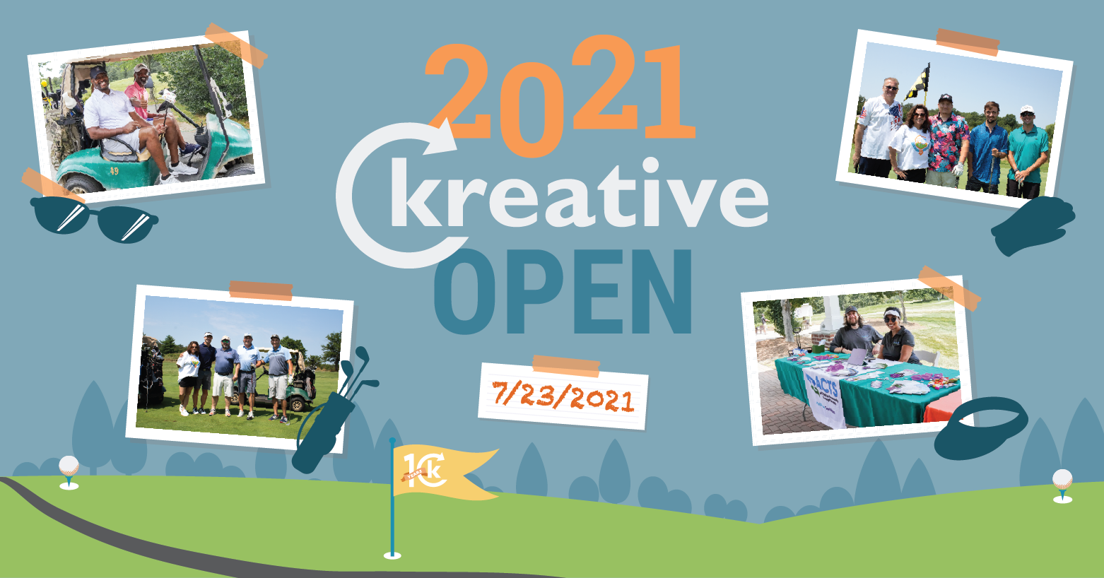 Kreative's 6th Annual Open